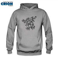 Jaket Sweater Hoodie Suicide Squad Hahahaha - By Crion
