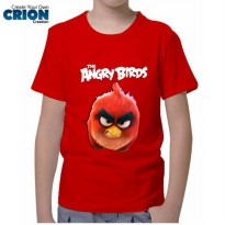 Kaos Angry Bird Anak - Red Attack !!! - By Crion