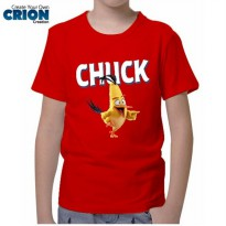 Kaos Angry Bird The Movie Anak - Chick - By Crion