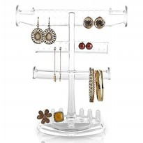 [Organize.It] Clear Acrylic Jewelry Case MFB027