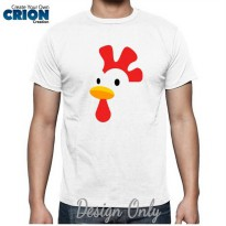 Kaos Hayday - Chicken by Crion