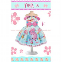 Dress Pesta Anak Cantik Num Noms