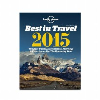 Lonely Planet the Best in Travel 2015