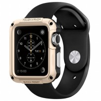 Spigen Tough Armor for Apple Watch 42MM - Champagne Gold