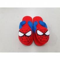 Sandal Karakter spiderman 001