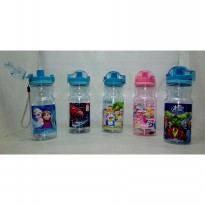 BOTOL AIR BPA DISNEY FREE LEKUK 500 ML 6004