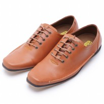 Dr.Kevin Leather Shoes 13208 Tan