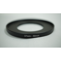 Step Up Filter Ring 37mm - 528m StepUp 37 mm - 58 mm 37 - 58