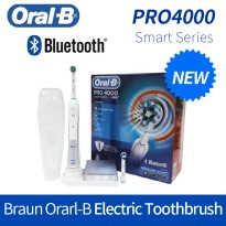 [Braun] BRAUN Oral-b electric toothbrush Pro4000 / gum care mouse teeth tooth