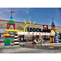 LEGOLAND THEME PARK 1 Day Adult