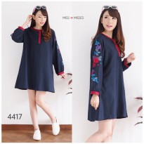 [BEST SELLER] Embroidery Tunic