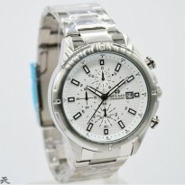 JAM PRIA HEGNER RANTAI 425 CHRONO ACTIVE ORI ANTI AIR SILVER (WHITE)