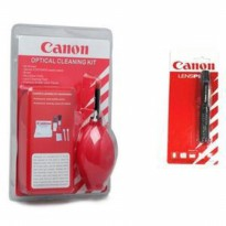 Canon Cleaning Kit System Set 7 In 1 + Lenspen Canon