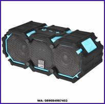 Altec Lansing IMW478-AB BT Speaker Garansi Resmi 1 Tahun LifeJacket 3 Portable Waterproof (IP67)Blue