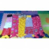 LEGING BAYI (0-6) MONTH MURAH BAHAN ADEM COTTON RICH