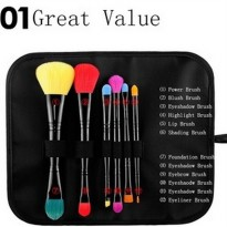 Kuas Make up / Make Up Brush isi 12 pcs