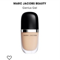 Marc Jacobs Beauty Genius Gel Supercharged Oil-Free Foundation