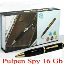 Pulpen kamera/ spy 16 GB  vodeo recorder