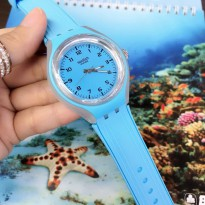 SWATCH RUBBER BLUE