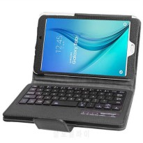 [globalbuy] Ultra Slim Bluetooth Keyboard Case Cover For Samsung Galaxy Tab A 7.0 T280 T28/5189176