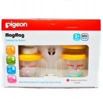 Pigeon Mag-Mag Training Cup System
