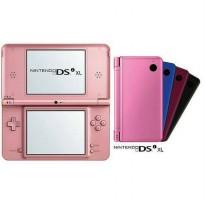 Nintendo DS XL + R4 + MC 8gb + Ratusan games Gratis