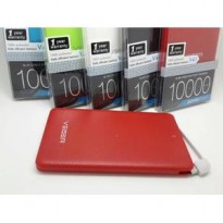 POWERBANK VEGER V41 10.000MAH / 10000MAH SLIM