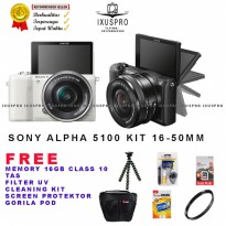 Sony A5100 kit 16-50 OSS / kamera Sony Alpha 5100 kit