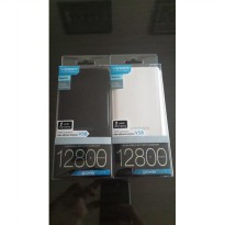 POWERBANK VEGER V58 12800MAH / 12.800MAH SLIM