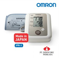 OMRON JPN2 Automatic Blood Pressure Monitor Jpn 2 Intellisense