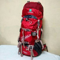 Carrier/Tas Gunung Consina Strong Hold Red Original!!