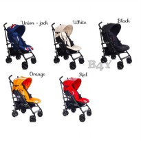 Stroller Easy Walker Mini Cooper Kereta Bayi Limited Edition 5 Warna