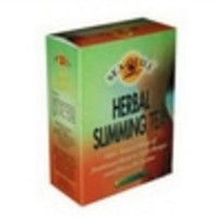 Pusat distributor Sea Quill Herbal Slimming Tea Isi 24 teh