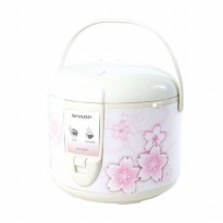 SHARP Rice Cooker KS-R18MS - PK