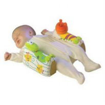 First Years Nature Sensations Sleep Positioner Pillow Menjaga Baby