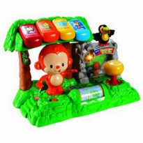 Vtech Learn & Dance Interactive Zoo Respon Indera Baby