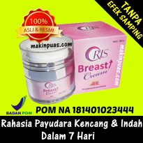 ORIS BREAST CREAM ORIGINAL ASLI