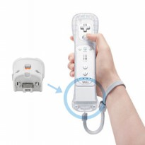Nintendo Wii remote motion plus stick extension