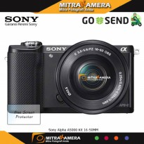 Kamera Sony Alpha A5000 Kit 16-50mm (Promo Cashback)