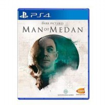 The Dark Pictures Man of Medan PS4 - PS 4 The Dark Pictures Man