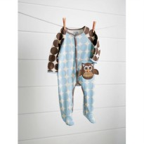 Mudpie Owl One Piece #103A021