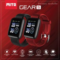 SMART WATCH MITO GEAR S WATERPROOF - TOUCH SCREEN - GARANSI RESMI
