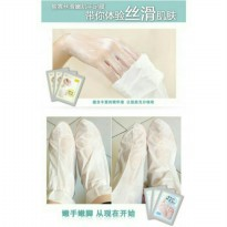 Yes now Hand Baby Mask / Masker Tangan
