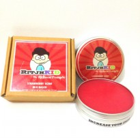 RitjhKID Strawberry by Ritjhson Light Hold Oilbased Pomade Packing Baru
