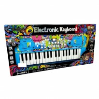 Mainan Anak Electronic Keyboard Piano 37 Key Organ Music