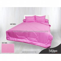MY LOVE FULL HEART KING 180X200 LIGHT PURPLE SPREI SEPRAI SPRAI SEPRAY