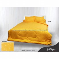 MY LOVE FULL HEART KING 180X200 YELLOW SPREI SEPRAI SPRAI SEPRAY