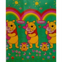 SELIMUT LADY ROSE 160x200 3D WINNIE THE POOH