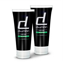 DayMan Hair Gel Strong Hold 150ml