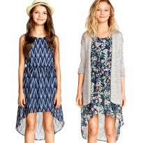 HM hilo dress girl-women